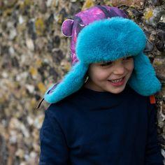 3ff75664d2fe55 Little Hotdog Watson - Arctic Cub: Kids Winter Hat #kidswinterhat  #childrenswinterfashion #littlehotdogwatson