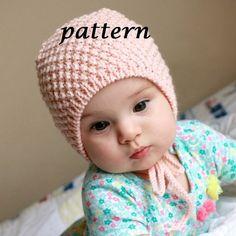 57e1b884441 8 meilleures images du tableau Bonnets Pour Nouveau-né