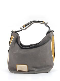 Check it out - L.A.M.B. Leather Shoulder Bag for $180.99 on @thredup New with Tags! #luxeforless