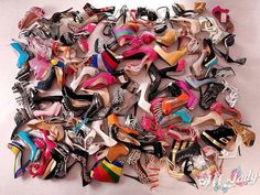 Shoes! Shoes! and MORE Shoes!!! ~MJM