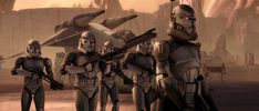 Meet some of the bravest clone troopers from Star Wars: The Clone Wars! Star Wars Clone Wars, Star Trek, Stargate, Sith, Galactic Republic, Star Wars Images, Star Wars Baby, Star Wars Wallpaper, Clone Trooper