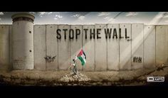 stop the wall in palestine