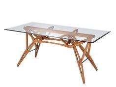 TABLE REALE BY ZANOTTA | DESIGN CARLO MOLLINO
