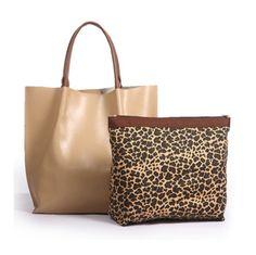 La Mia Cara Jewelry - Biancaneve -Genuine Leather Vintage Casual Shoulder Bag