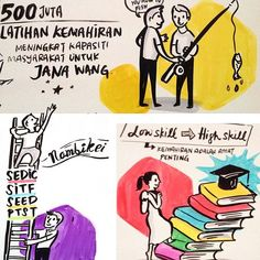 Tak-Tik #scribe the speech of Malaysia prime minister #NajibRazak at Malaysian Indian Blueprint launch  #graphicrecording #scribe #livescribing #taktik #MIB #DatukSaravanan #MalaysianIndianBlueprint #Subramaniam #MIB #scribing #graphicfacilitation #visualfacilitation  #livedrawing #doodle #portrait