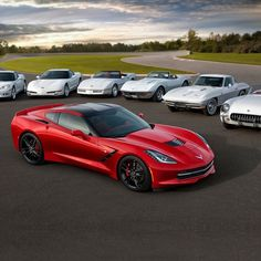 Best of the bunch! Chevrolet Corvette C7 Stingray