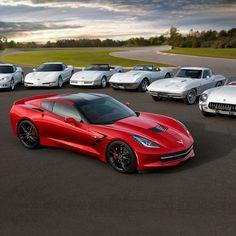 Best of the bunch! Chevrolet Corvette C7 Stingray