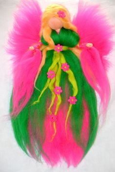 Blütenelfe von ELFENLAND auf DaWanda.com