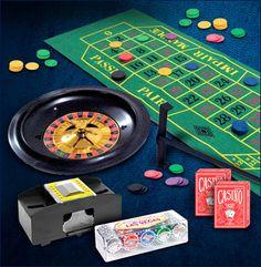 Casino Games, Favors