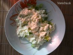 Vaječné bielky s bryndzou (fotorecept) Grains, Rice, Food, Essen, Meals, Seeds, Yemek, Laughter, Jim Rice