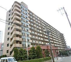 堺市西区 分譲賃貸マンション 藤和ハイタウン津久野駅前 Multi Story Building