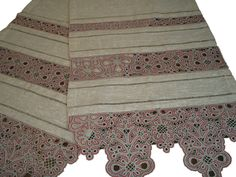 Сколок кружевного декора к полотенцу свадебному «Древо жизни», ₽ 600,00