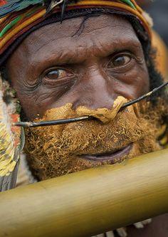 Mount Hagen festival singsing - Papua New Guinea