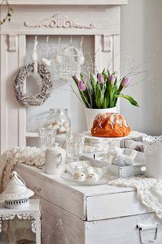 My little white Home: Wielkanoc