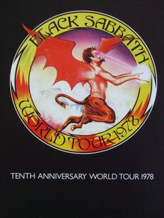 World tour 1978-I want a shirt of this