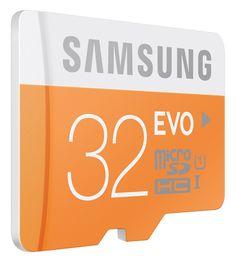 BARGAIN Samsung Memory 32GB Evo MicroSDHC Memory Card WAS £24.49 NOW £11.82 At Amazon - Gratisfaction UK Flash Bargains #flashbargains #gratcomputing