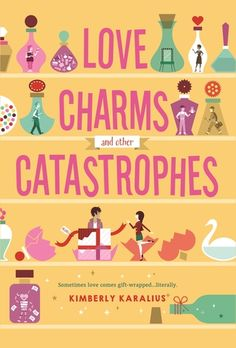 I was so delighted when I learned that the author's previous debut work, Love Fortunes and Other Disasters, would be getting a companion sequel. Love Charms introduces a competition going on in Grimbaud for love charm-makers that want to fill in the spot that Zita left after she was defeated in the first book. Obviously, …