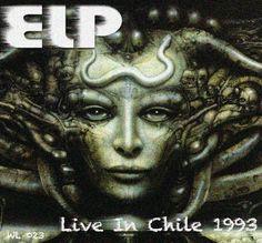 Emerson Lake & Palmer / Live In Chile 1993