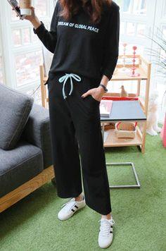 <b>[SET] Dream G wide pants set</b>