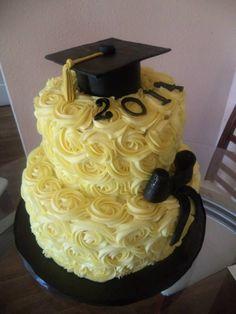 Pastel de graduacion....!!! Cake Cookies, Cupcake Cakes, Cupcakes, Grad Parties, Fruit Smoothies, Vegan Recipes Easy, Vegan Chocolate, Party Cakes, Beautiful Cakes