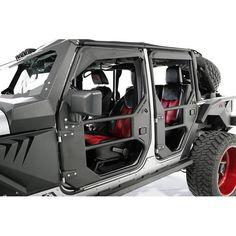 Jeep Jk, Jeep Wrangler Doors, Jeep Rubicon, Jeep Wrangler Unlimited, 4x4, Mirror Brackets, Jeep Parts, Custom Jeep, Cool Jeeps