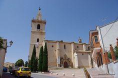 San Salvador Church in La Roda de Albacete