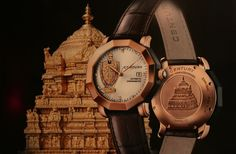 Le CITY deluxe INDIA: Gods of Time. Devotees of Lord Venkateswara can now dedicate a few extra minutes to worship the Hindu god as he adorns their wrists in a miniscule shrine built by horologist company Century. The company joined hands with luxury watch boutique Rodeo Drive to launch the limited edition Single Sapphire Lord Venkateswara Edition watch this month at http://www.le-citydeluxe.com/en/india