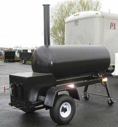 bbq smokers | Home  BBQ Smokers / Pits  TS120P Push-Around BBQ Smoker