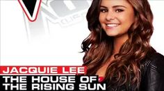 Jacquie Lee - The House Of The Rising Sun - Studio Version - The Voice US 2013 - YouTube
