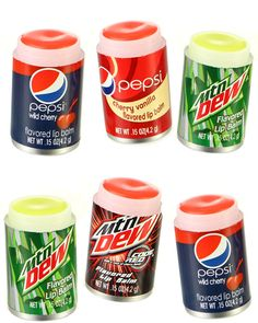 PEPSI SODA CAN BALM at Shopjeen.com