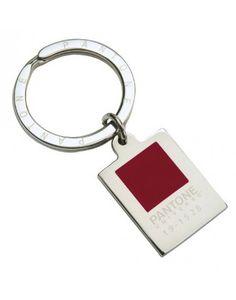 #gift #idearegalo #portachiavi Portachiavi Pantone Windsor Wine