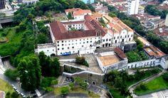 Igreja da Ordem Terceira de São Francisco da Penitência - Jóia do Barroco Brasileiro -  Postado na data de 25/6/2010