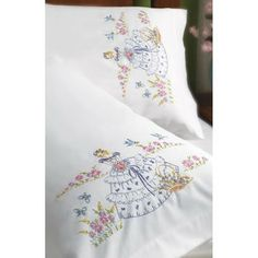 Southern belle, Pillowcases and Bath linens on Pinterest