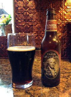 General Washington's Tavern Porter by Yards Brewing Company; Philadelphia, PA.