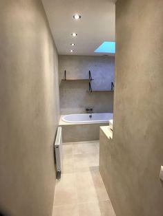 #betonstuc #betoncire #bathroom #badkamers