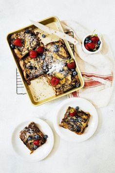 overnight babka french toast | hummingbird high || a desserts and baking blog