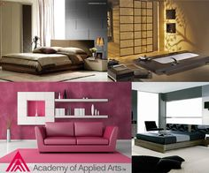 Interior designs- Academy of Applied Arts Designing is the merge of artistic flair along with a vision. Creative impulse and industrial proficiency are the uppermost qualities that craft magic in building careers in Interior Design.