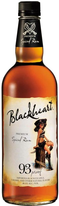 Blackheart... Love the pinup style.