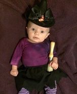 Teeny Tiny Witch Costume