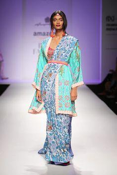Blog - FASHION | 10 Fresh New Ways To Wear a Saree