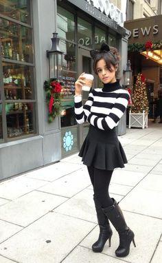 De olho no look: cintura alta by Camila Cabello | Blog da Sophia Abrahão