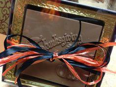 Thanksgiving in Chocolate :) www.dunmorecandykitchen.com