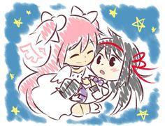 Madoka & Homura