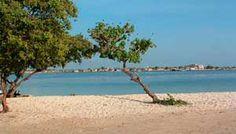 Áreas costeras de Cuba.