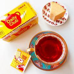 NITTOH KOCHA Daily Club Japanese Black Tea 2.2g x 50 Teabags - Made in Japan - TAKASKI.COM Japanese Green Tea Matcha, Matcha Green Tea, Tea Japan, Uji Matcha, Japan Country, Milk Tea, Tea Pots, Club, How To Make