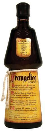 13 Fabulous Cocktails with Frangelico: Frangelico Hazelnut Liqueur