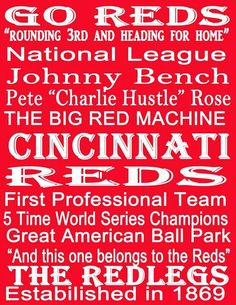 Cincinnati Reds subway art