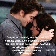 New Moon .@twilightismyescape