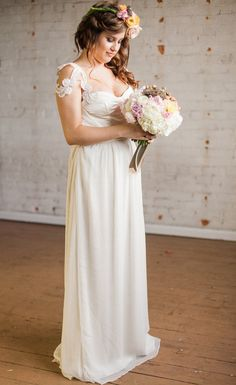 Industrial Bohemian Romance - Spencer Studios Photography