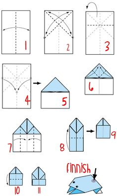 Origami for Everyone  Instructables  How to make anything